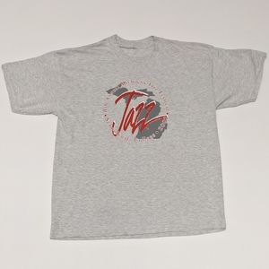 2002 Michigan Jazz Festival T-shirt